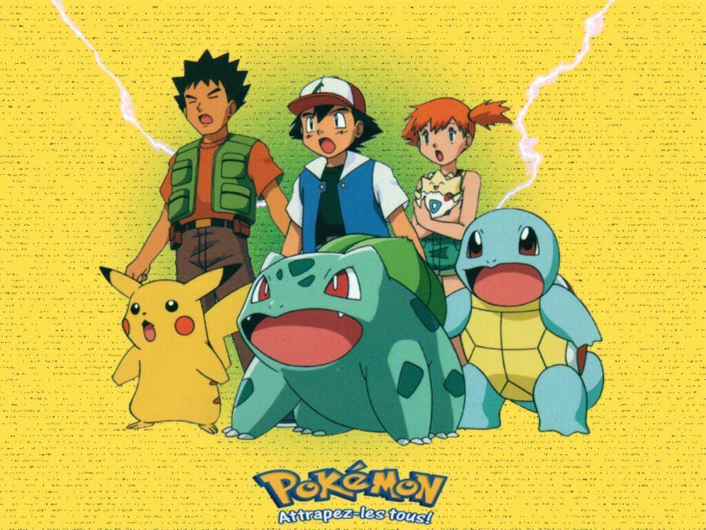 Pokemon ash and may pokemon